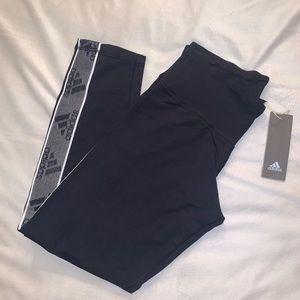 New adidas workout pants